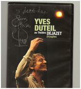 Yves Duteil    Au Théatre  Dejazet Fragiles - Muziek DVD's