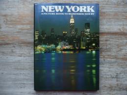 LIVRE EN ANGLAIS NEW YORK A PICTURE BOOK TO REMEMBER HER BY 1978 PHOTO - Amérique Du Nord