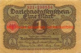Eine Mark 1920 - [ 3] 1918-1933 : Weimar Republic