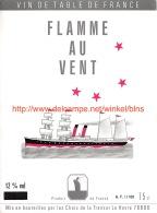 Flamme Au Vent - Bateaux