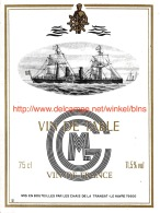 Vin De Table GM - Bateaux