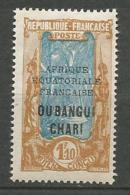 OUBANGUI  N°  79 GOM COLONIALE  NEUF**  SANS  CHARNIERE / MNH - Unused Stamps