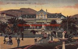 Le Casino Municipal - Nice - Monumenten, Gebouwen