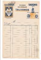 PUBLICITE - HUILE ARMOR - TALVANDE - Werbepostkarten