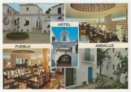 Andalucia            Marbella            Hôtel Pueblo Andaluz        Multivues - Málaga