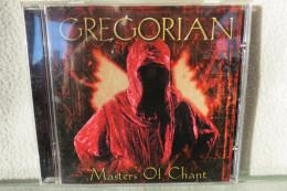 """CD """"Gregorian"""" Masters Of Chant - Sin Clasificación"""