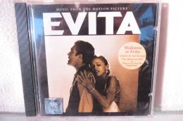 "CD ""EVITA"" Filmmusik Mit Madonna Als Evita - Soundtracks, Film Music"