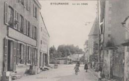 EYGURANDE   RUE DES COQS - Eygurande