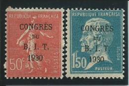 FRANCE: *, N°264 Et 265, Frtes Ch, B/TB - France