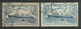 FRANCE: Obl., N°299 Et 300, TB - France