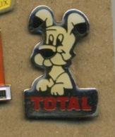 I# - PIN´S:  TOTAL - Carburants