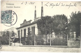 CREMONA Ospedale Bambini - TTB - Cremona