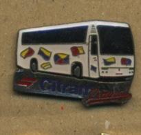 I# - PIN´S:  CITRAM - Transports