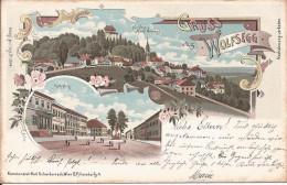 1899 - Wolfseeg Am Hausruck, Gute Zustand, 2 Scan - Vöcklabruck