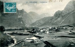 N°51013 -cpa Lées-Athas Vue Générale- - Otros Municipios