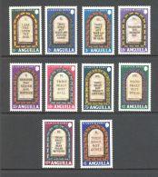 Anguilla - 1983 Easter MNH__(TH-16797) - Anguilla (1968-...)