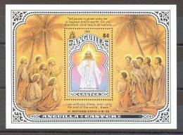 Anguilla - 1991 Easter Block MNH__(TH-17270) - Anguilla (1968-...)