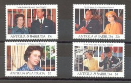 Antigua - 1991 Queen Elizabeth II MNH__(TH-15464) - Antigua And Barbuda (1981-...)