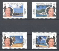 Antigua - 1992 Queen Elizabeth II MNH__(TH-16986) - Antigua And Barbuda (1981-...)