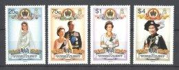 Belize - 1987 Queen Elizabeth II MNH__(TH-17088) - Belize (1973-...)