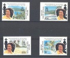 British Virgin Islands - 1992 Queen Elizabeth II MNH__(TH-17040) - British Virgin Islands