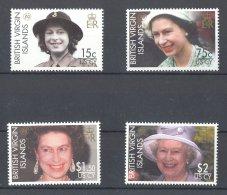 British Virgin Islands - 2006 Queen Elizabeth II MNH__(TH-16889) - British Virgin Islands