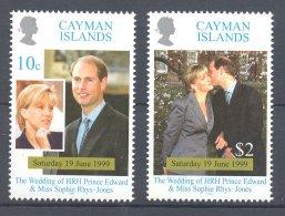 Cayman Islands - 1999 Prince Edward MNH__(TH-2826) - Kaaiman Eilanden