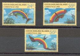 Cocos Islands - 1984 Christmas MNH__(TH-17242) - Cocos (Keeling) Islands