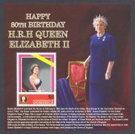 Dominica - 2006 Queen Elizabeth II Block MNH__(THB-3198) - Dominica (1978-...)