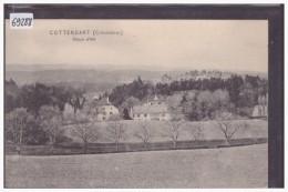 COLOMBIER - COTTENDART - TB - NE Neuchâtel