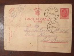 Romania - Carte Postala Militara WW II (15) - Rumania