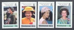 Montserrat - 2001 Queen Elizabeth II MNH__(TH-16878) - Montserrat