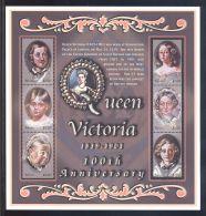 Nevis - 2001 Queen Victoria Kleinbogen MNH__(THB-5737) - St.Kitts And Nevis ( 1983-...)