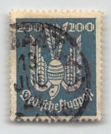 DEUTSCHES REICH, MI 349 X, HOLZTAUBE - Deutschland