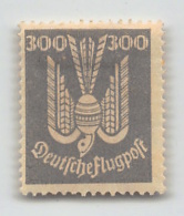 DEUTSCHES REICH, MI 350 X *, MLH, HOLZTAUBE, UNGEBRAUCHT - Alemania