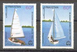 Pakistan - 1983 Sailing MNH__(TH-17488) - Pakistan