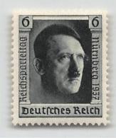 DEUTSCHES REICH, THIRD REICH, MI 650 *, ADOLF HITLER - Deutschland