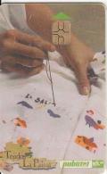 EL SALVADOR -  Tissues Of La Palma, Chip GEM 3.3, Used - El Salvador
