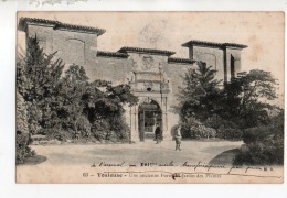 31 - TOULOUSE . UNE ANCIENNE PORTE DU JARDIN DES PLANTES - Réf. N°17125 - - Toulouse