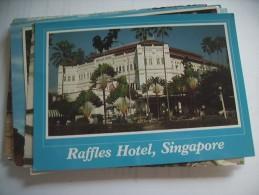 Singapore With Raffles Hotel - Singapore