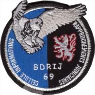 Gendarmerie - BDRIJ/CIRJ 69 Type II - Police & Gendarmerie