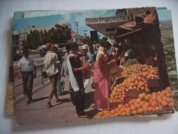 Kenia Kenya East Africa Selling Fruits - Kenia