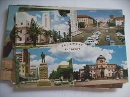 Zimbabwe Rhodesia Bulawayo - Zimbabwe