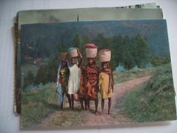 Tanzania Nice Women To The Market - Tanzania
