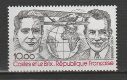 FRANCE  ,N° 55  Dieudonné COSTE Et Joseph Le BRIX - 1960-.... Nuevos