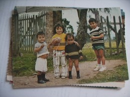 Colombia With 4 Children - Colombia