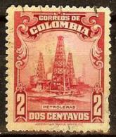 COLOMBIA 1939.03.03 [492-1] Personajes Y Motivos Colombianos - Used - Colombia