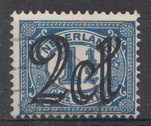 Pays-Bas 1923 Mi.nr:  117  Freimarken  Oblitere-Used-Gebruikt - 1891-1948 (Wilhelmine)