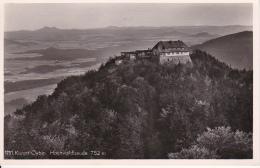 AK Kurort Oybin - Hochwaldbaude - 1940 (25114) - Oybin