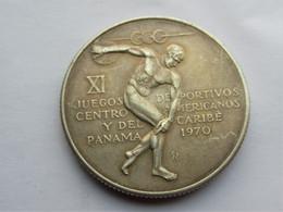Panama 5 Balboas 1970 - Panama